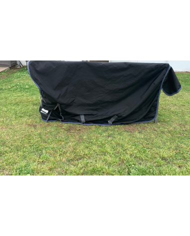 "75"" medium weight smartpak ultimate high neck turnout blanket"