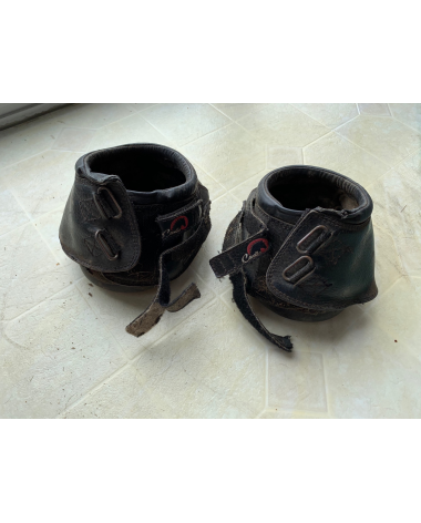 Size 2 simple hoof boots