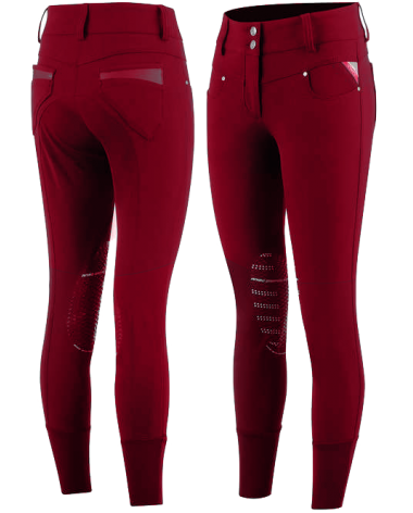 Animo Namille Breeches in Amaranto for sale