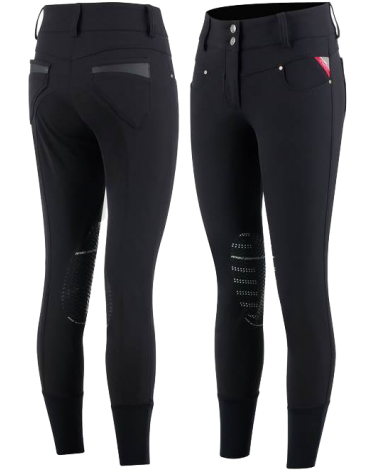 Animo Namille Breeches in Black for sale