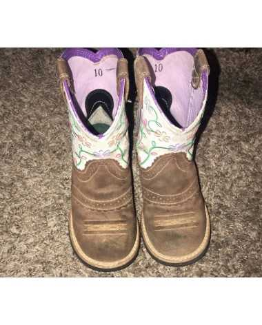 ARIAT Kids Fat Baby Boots Good condition