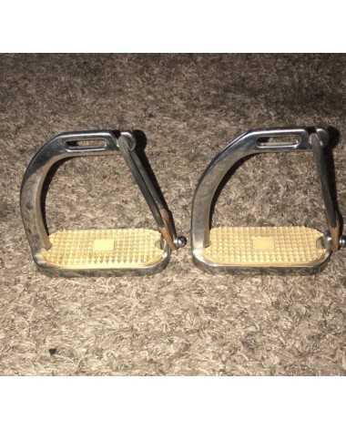 KORSTEEL Breakaway Stirrup Fair condition