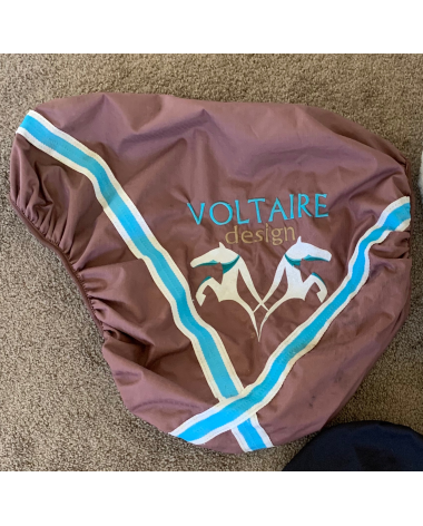 Voltaire saddle cover
