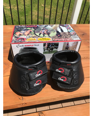 Cavallo Simple Boots Size 3 pair (2)
