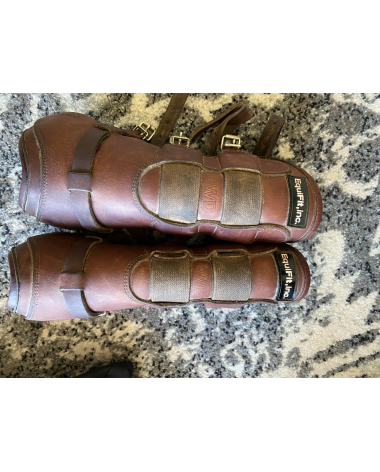 Equifit T-Boot Luxe Front and Hind boots