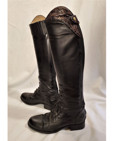 Ariat Heritage Ellipse Tall Boots - Size 6 XSlim