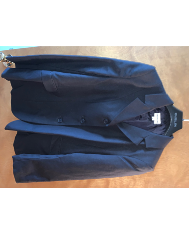 Dublin Ashby Navy Show Jacket in size 16