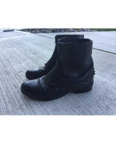 Arias Paddock Boots-great condition, black