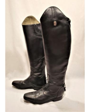 Eiki Custom Dress Boots - US Women's 7.5 Tall Full