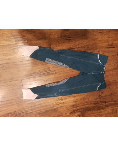 Teal Ghodho breeches