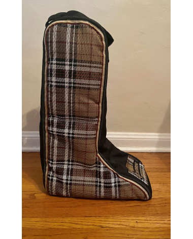 Kensington Tall Padded Boot Bag