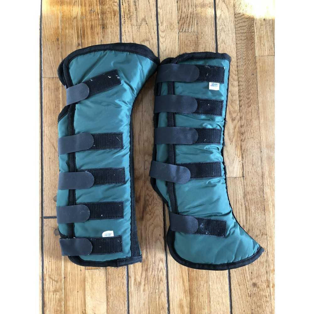 Used Toklat Shipping Boots