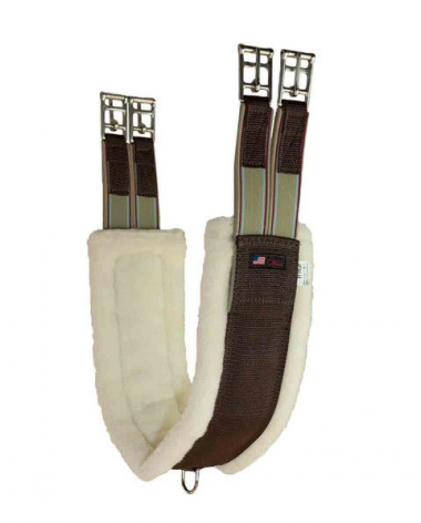 "Walsh Synthetic Fleece Girth - 48"" - New! Walsh Synthetic Fleece Girth - 48"" - New! Walsh Synthetic Fleece Girth - 48"" - New! W"