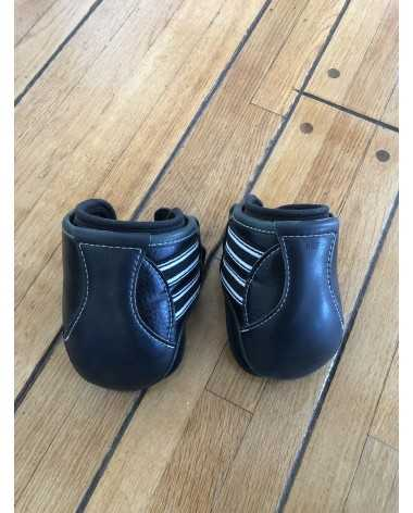 EquiFit Eq-Teq Hind Boots - M Size - Black