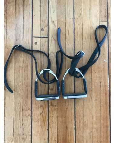 HERM SPRENGER KK Stirrup / Iron Excellent condition