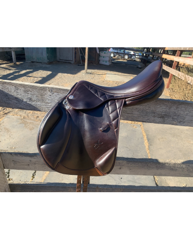 2015 Prestige DX Monoflap jump saddle