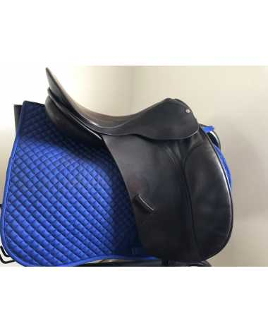 "17"" County competitor saddle - 3 fit mw"