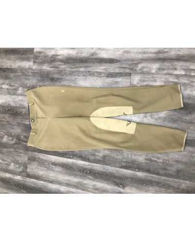Tuffrider Ribbed Pull-on Schooling Breeches