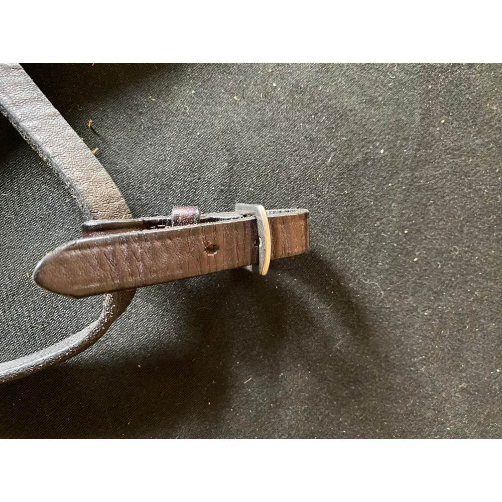 Tory Leather Removable Flash Noseband
