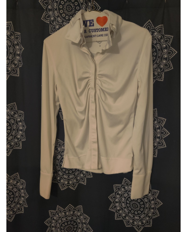 Excellent ladies M Gersemi show shirt with collar