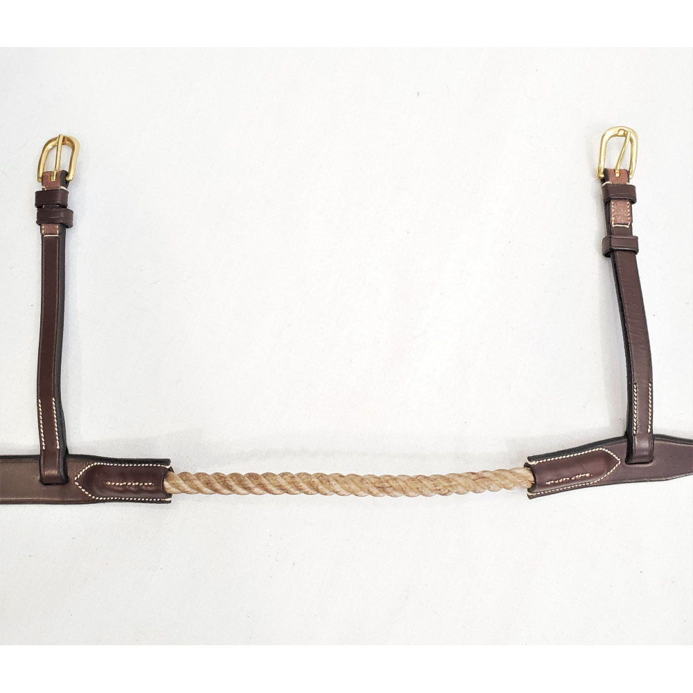 Dy'on Rope Noseband - Cob - New!