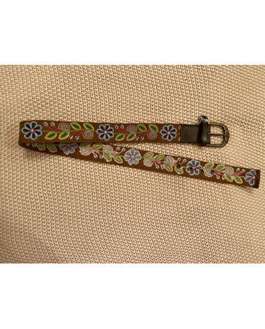 XS Embroidered Belt