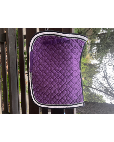 USG Saddle Pad- Purple