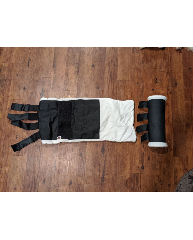 Showman Nylon Quick Standing Wraps