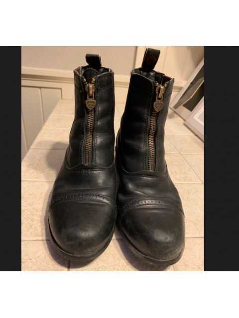 sneakers separation shoes order Ariat paddock boots size 3