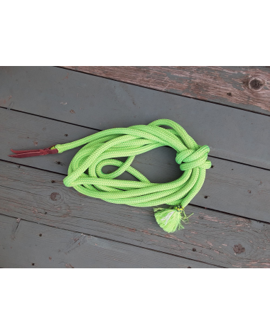 Slightly Used 22' Mecates - Lime Green