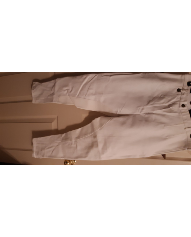 On Course Cotton Naturals full seat breeches