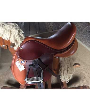 Bates Caprilli Pony Saddle