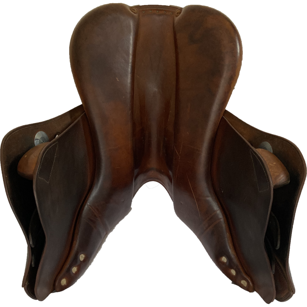 MEYER Hunter/Jumper Half Deep Seat | 17"