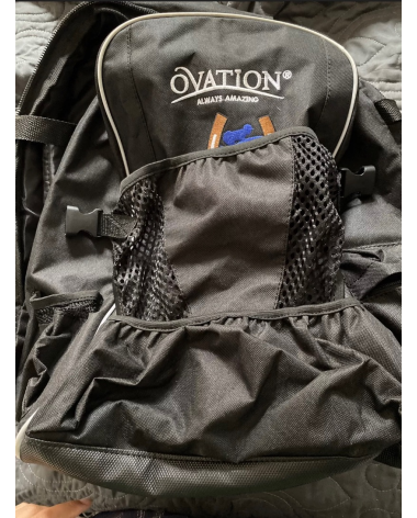 Ovation Ring Backpack