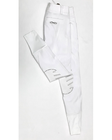 IT 38 White Animo Breeches