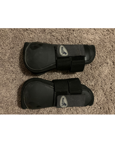Pony Open Front Jumping Boots