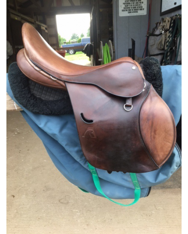 Ainsley XC saddle