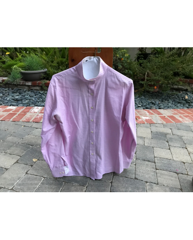 Beacon Hill Coolmax Show Shirt | Size: 38 | Pink Check