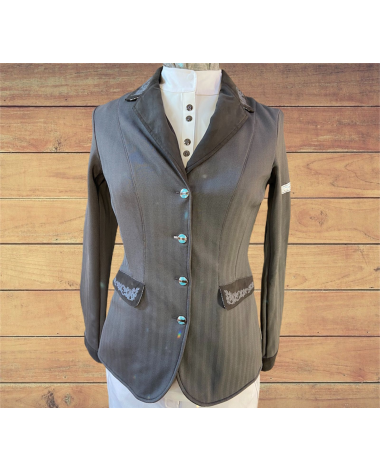 Animo Show Jacket- Grey I-40