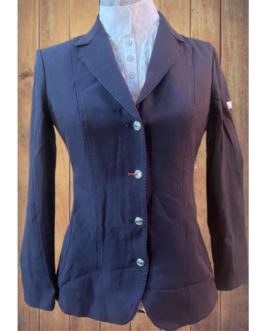 Animo Show Jacket- Navy I-44