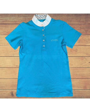 Animo Show Shirt - I-44 Blue