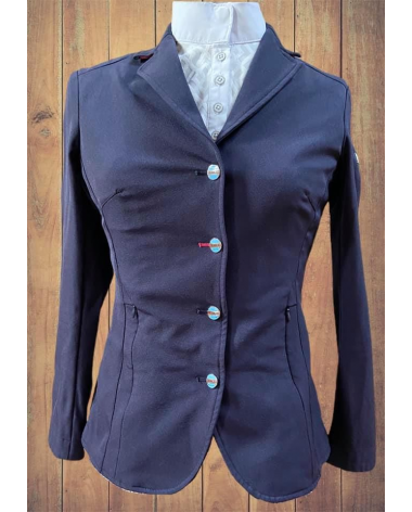 Animo Show Jacket I-40 Navy