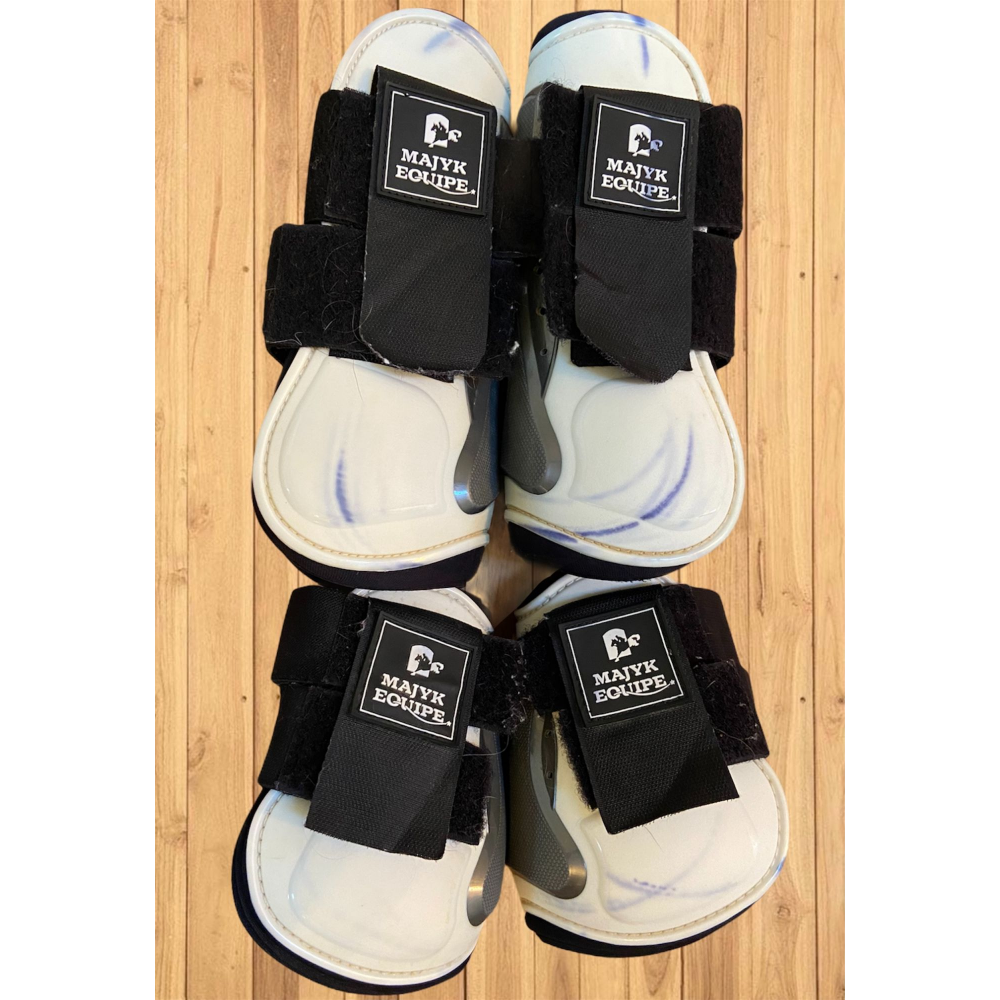 Majyk Equipe Infinity Vented Open Front Boot Bundle- FULL