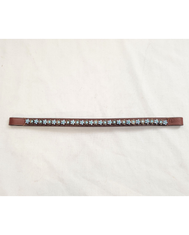Browbands By Design Crystal Browband - Pony