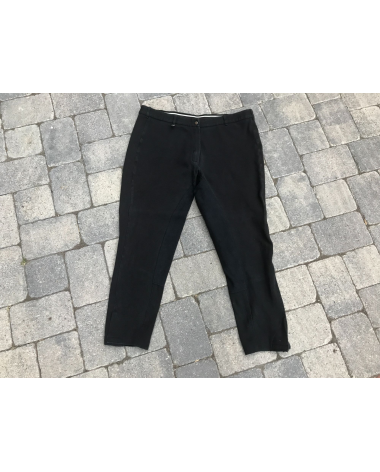 On Course Full Seat Black Breeches   Size: 36   Great condition