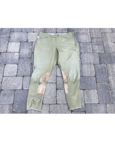 Set of two! | Tailored Sportsman Supreme Hunter Low Rise Beige Breeches | Size: 32 Long | Style: 1985