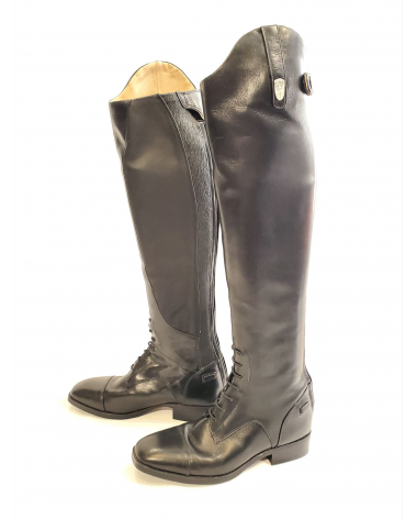 Monaco Luxe Field Boots - 7.5 Tall Regular - New!