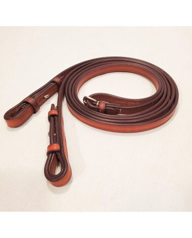 "Edgewood 1/2"" Plain Reins - Cob - New!"