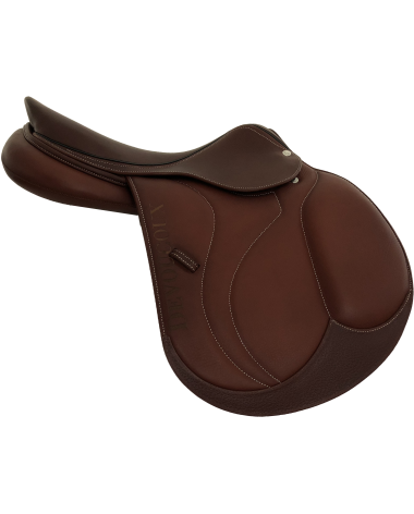 "DEVOUCOUX Hunter/Jumper BIARRITZ 0 16.5"" 1A FLAPS Brand New - Never ridden!"