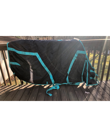 Excellent Condition Weatherbeeta Medium Weight Horse Blanket Size 80